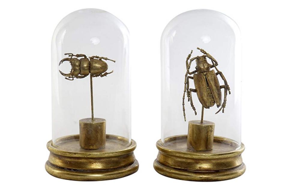 Dekoracija insekt 12,3x12,3x21 2 modela