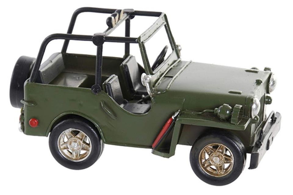 Dekoracija jeep 17x9,5x9,5