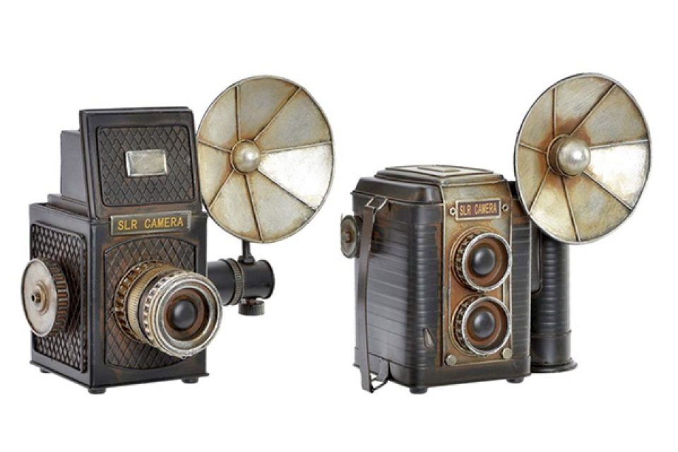 Dekoracija kamera 25,5x16x23,8 2 modela