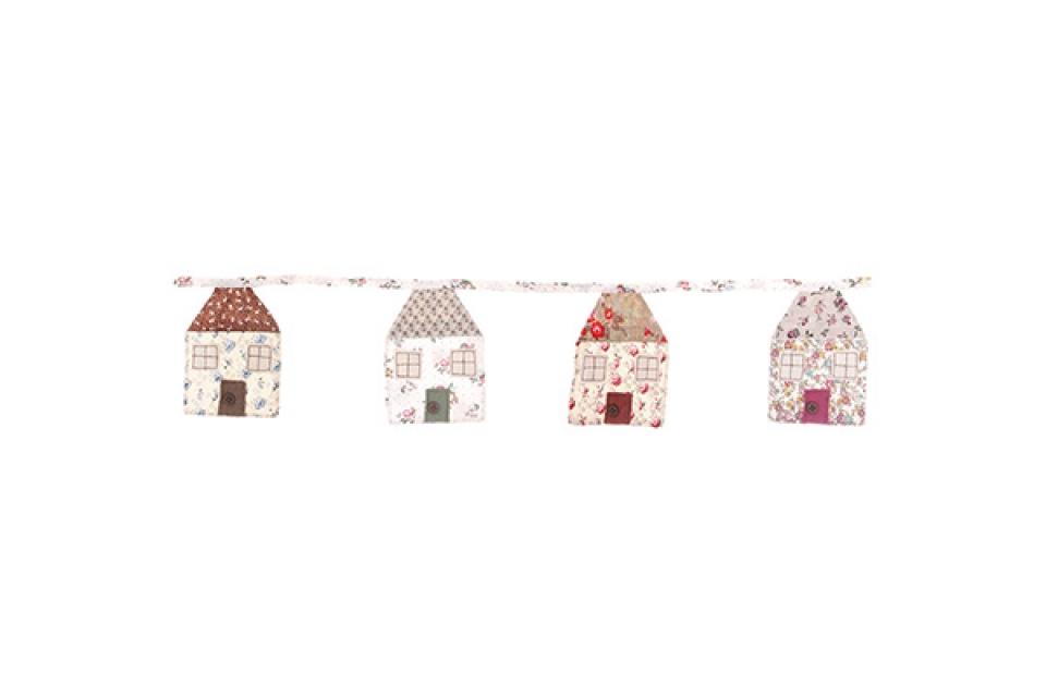 Dekoracija platnene kućice