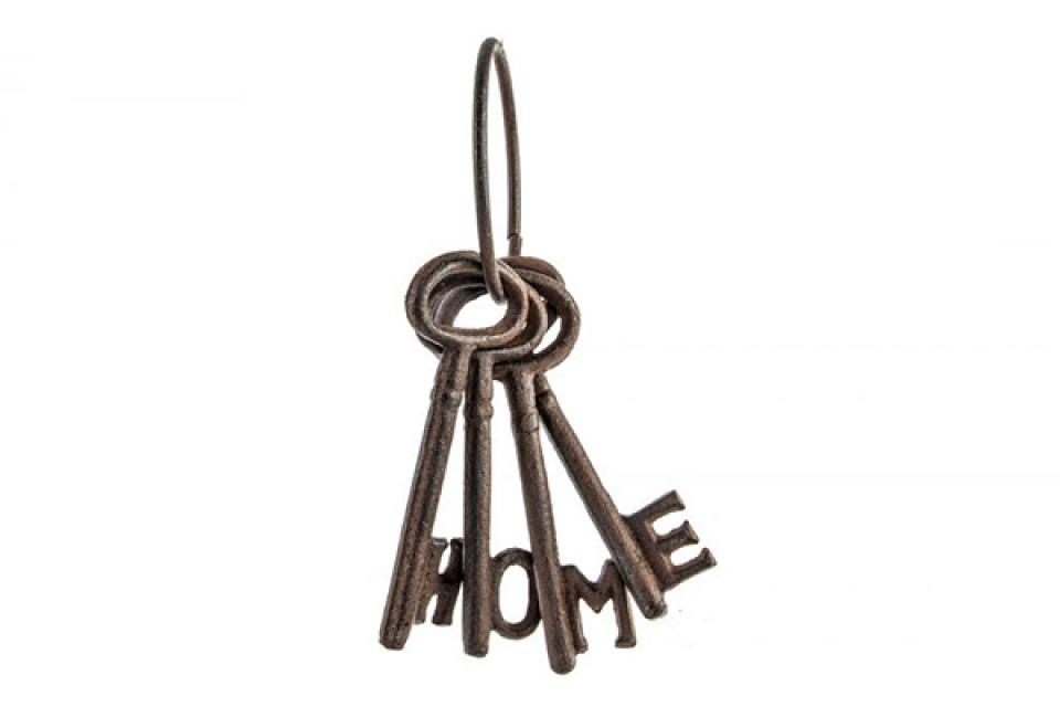 Dekoracija retro ključevi home 9x19