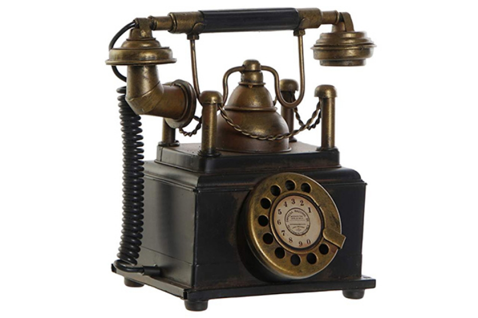 Dekoracija telefon 20x12x18,5