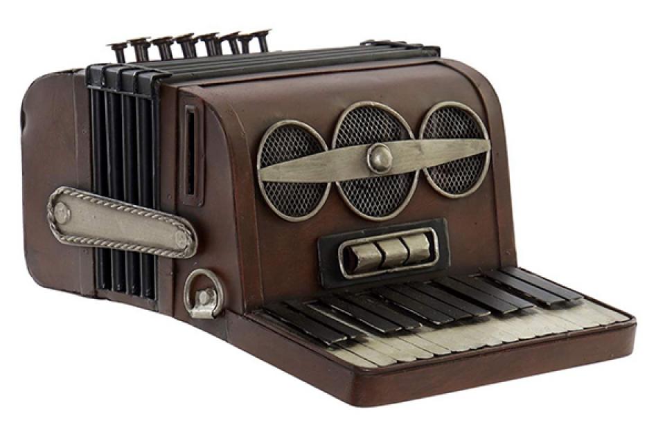 Dekorativna harmonika 18,5x24x12
