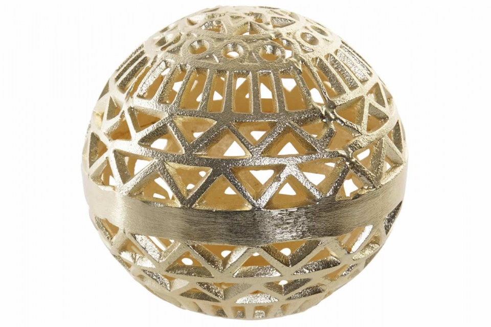 Dekorativna kugla geometric 17x17