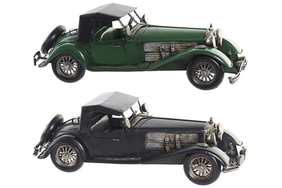 Dekorativni automobil 37x15x12 2 modela