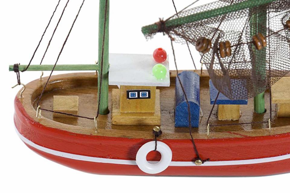 Dekorativni brod 16x5x14,5 3 modela