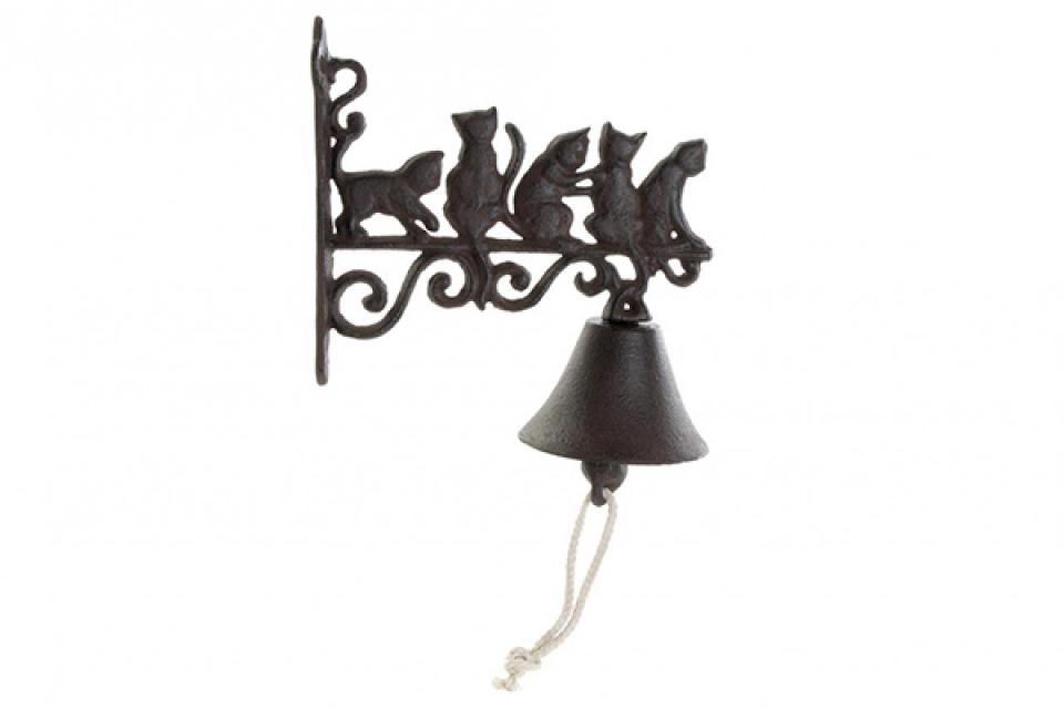 Dekorativni zvono mačke 10x21x36