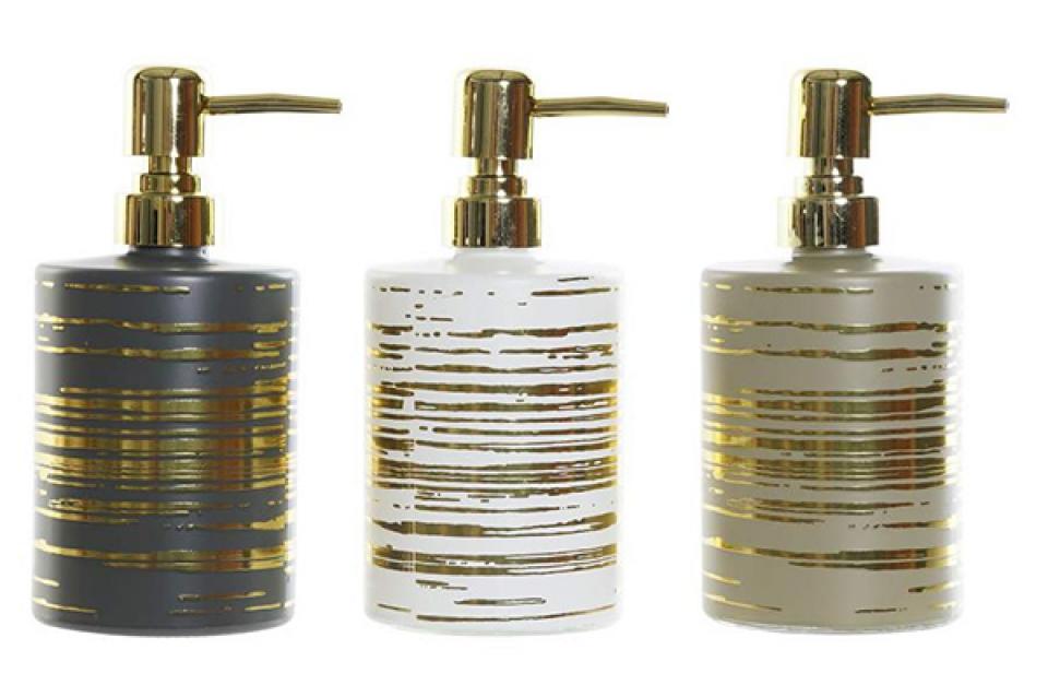 Dispenzer glam golden 450ml 3 modela