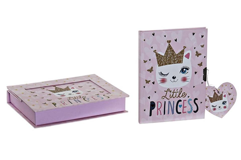 Dnevnik little princess 15,3X3,5X19,9