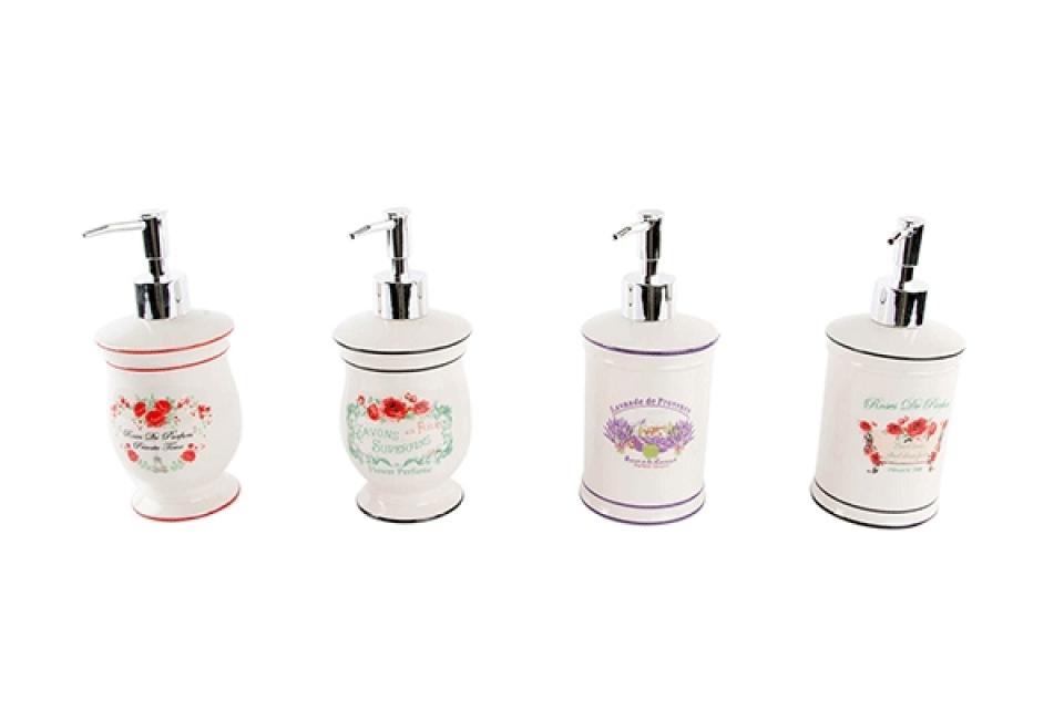 Dozer za sapun cvetni 8,5x18 4 modela