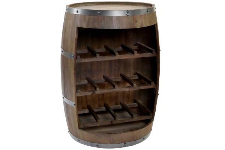 Držač boca barrel 55x55x80