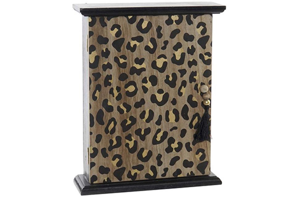 Držač ključeva leopard šara 21x6x26,5