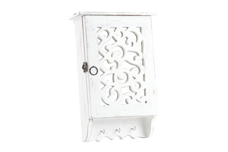 Držač klučeva white 22x8x34