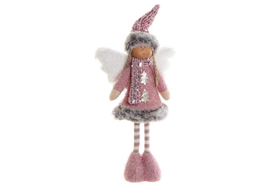 Figura angel pink 17x7x35,5