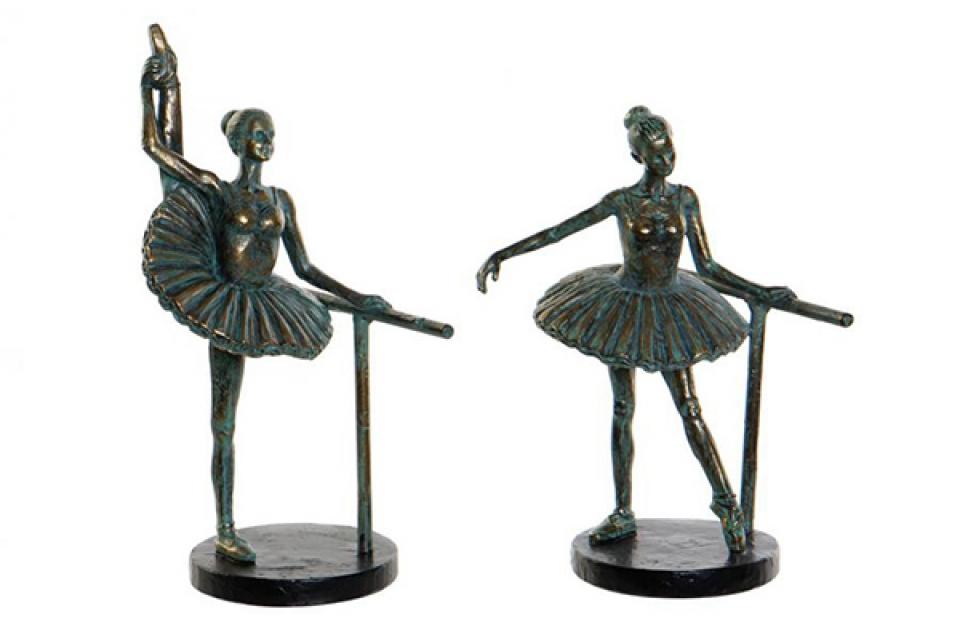 Figura balerina / rezin 15x11x22 2 modela