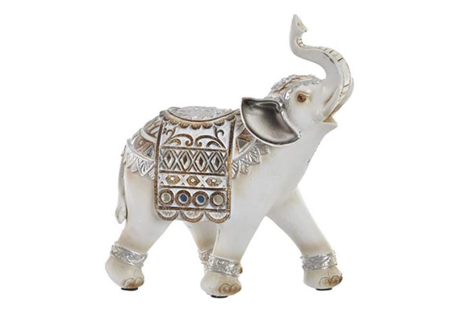 Figura beli slon 15x6,5x16,5