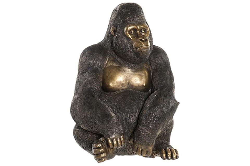 Figura gorila 27x23x40
