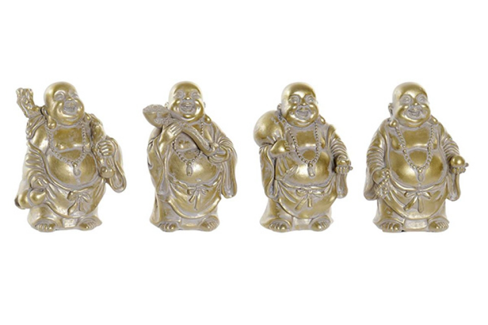 Figura happy buddha 8,5x6,5x11,5 4 modela