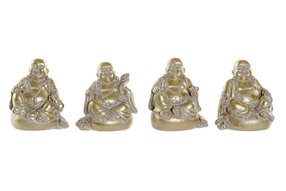 Figura happy buddha  11x9x12 4 modela