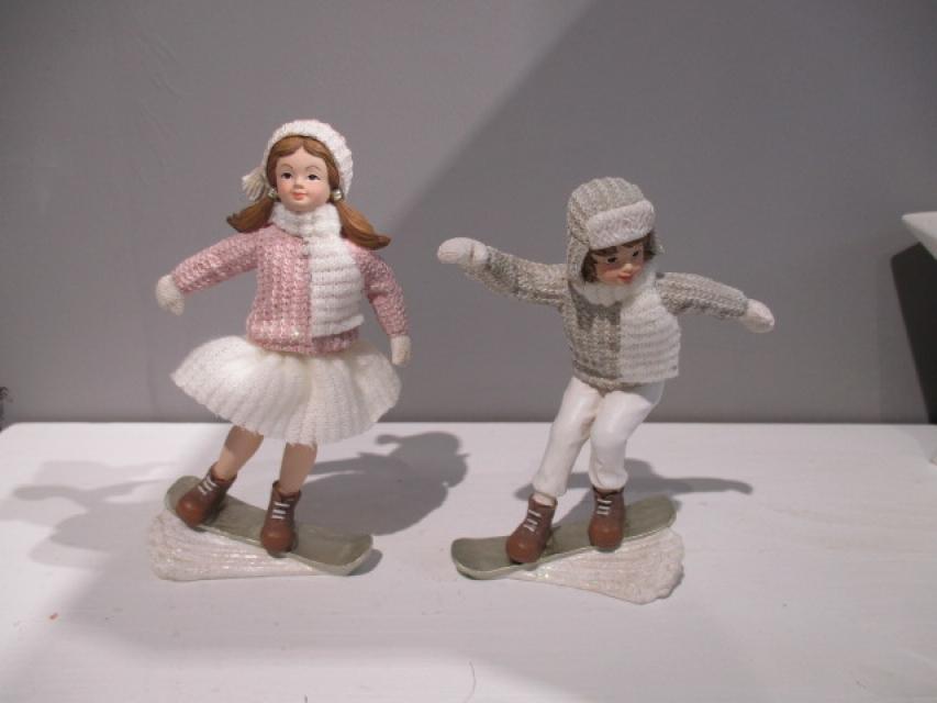Figura kid snow 9x5x16 2 modela