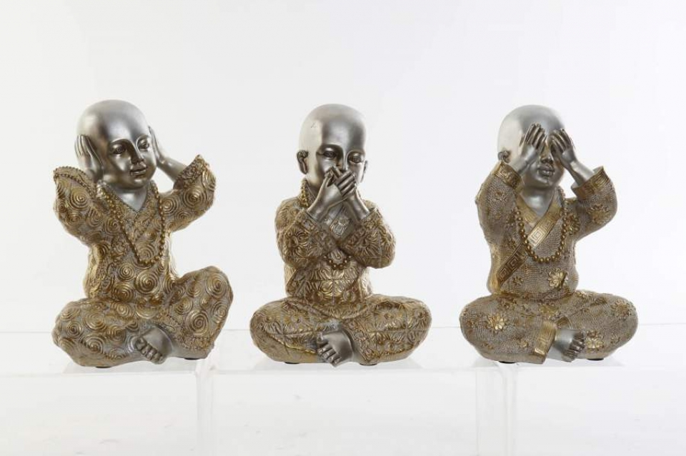 Figura monk 16x11x22 3 modela