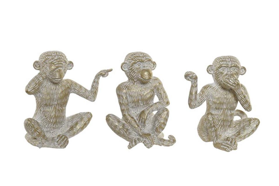 Figura monkey 14x10x14 3 modela