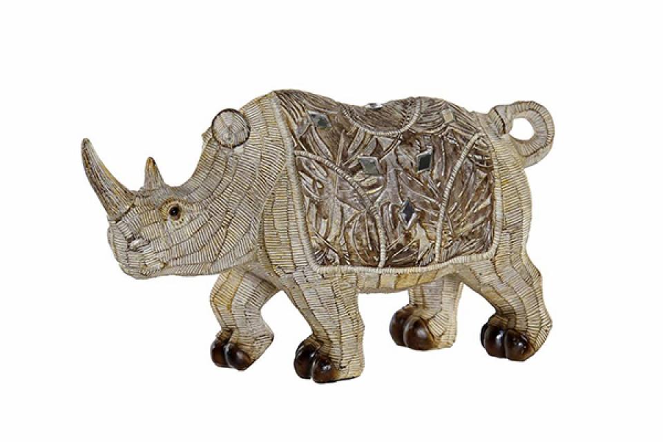 Figura nosorog 21,5x6,5x12