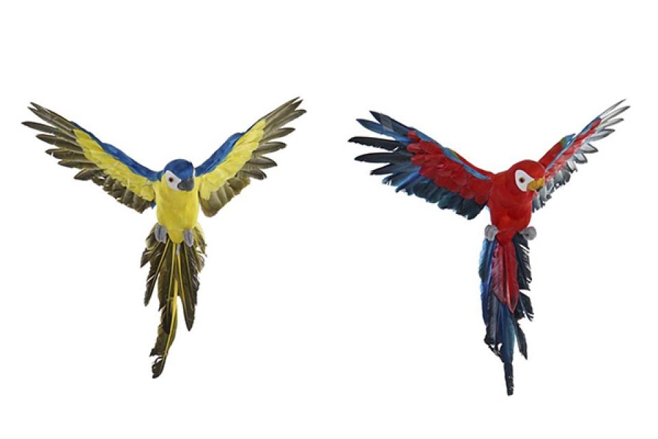 Figura papagaj raširenih krila 60x54 2 modela