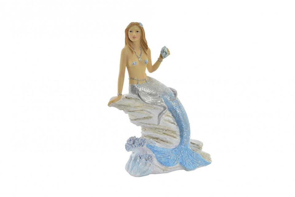 Figura sirena 15,5x8x21,5