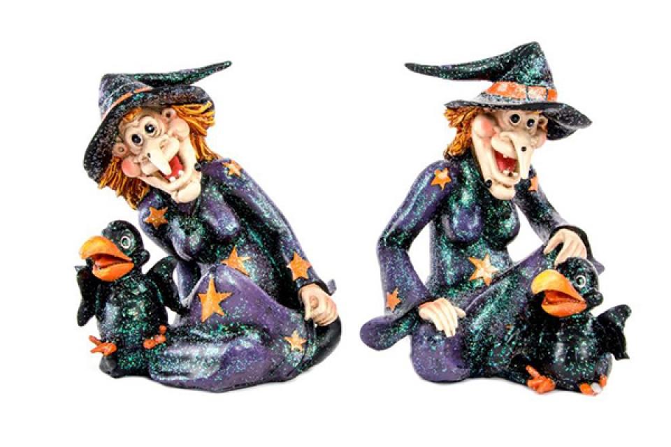 Figura witch 13x11x15 2 modela