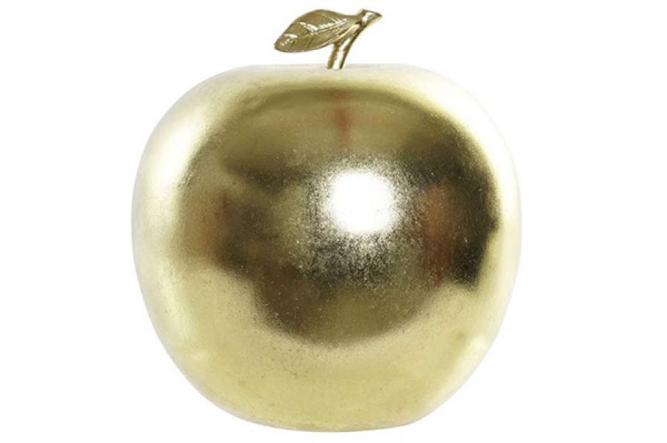 Figura zlatna jabuka 19,4x19,4x19,8