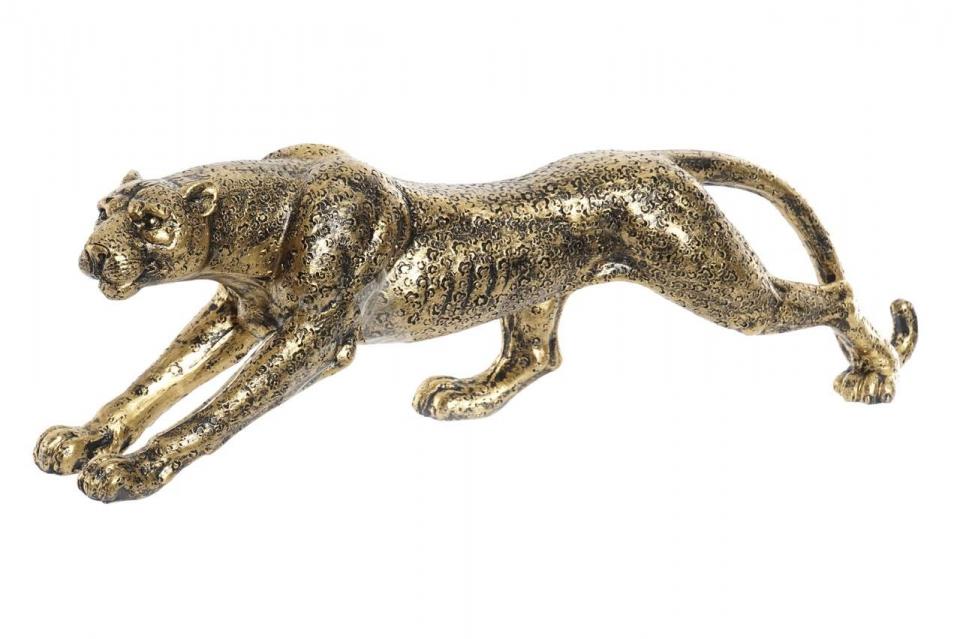 Figura zlatni panter 45x8x13,5