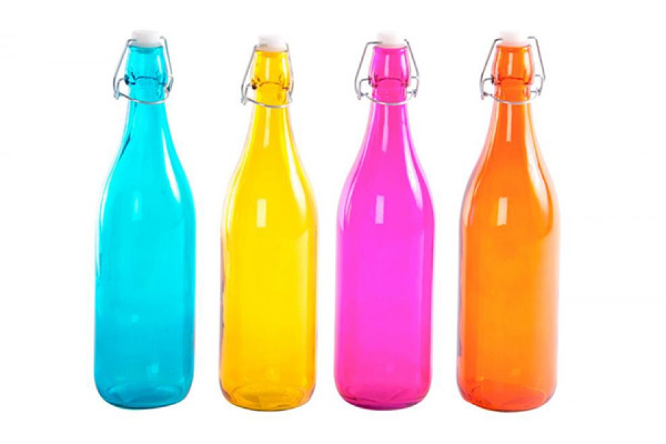 Flaša/staklo 8x32 4 boje