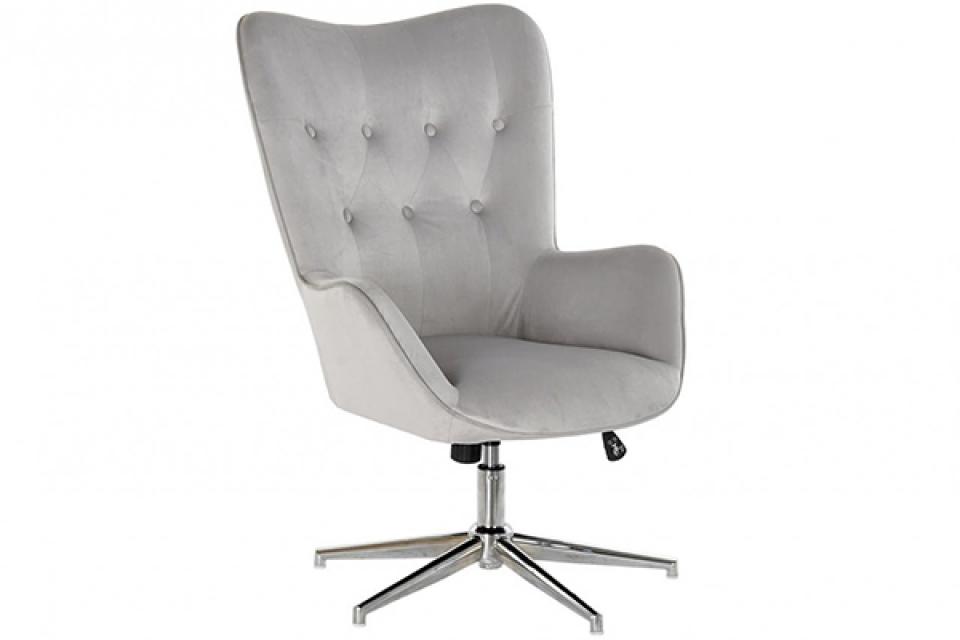 Fotelja  rotary grey 68x75x95