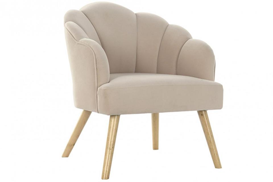 Fotelja beige 67x71x78