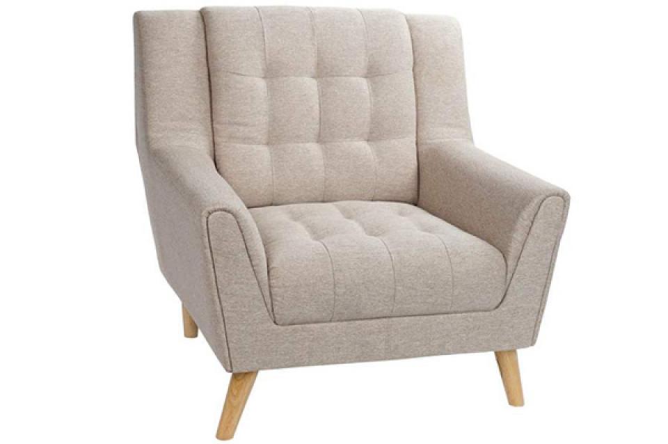 Fotelja eukaliptus 93x80x90