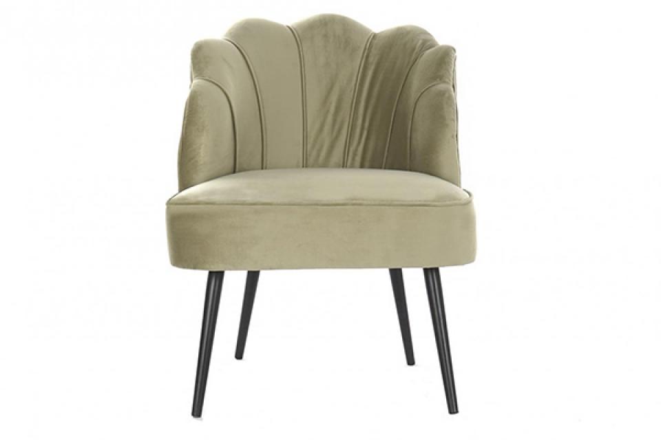 Fotelja moss green 67x67x83
