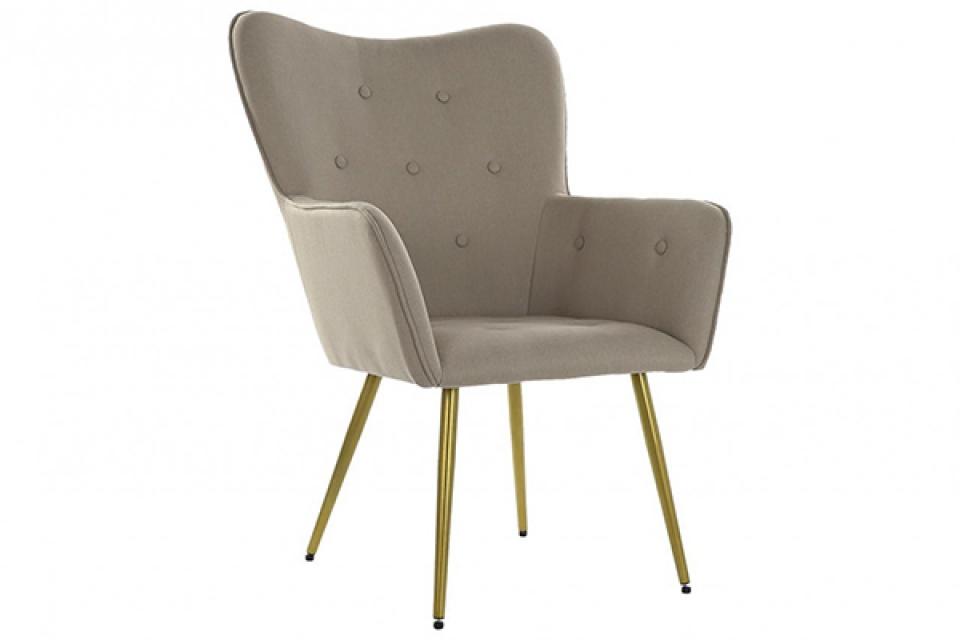 Fotelja u bež boji 67x68x98