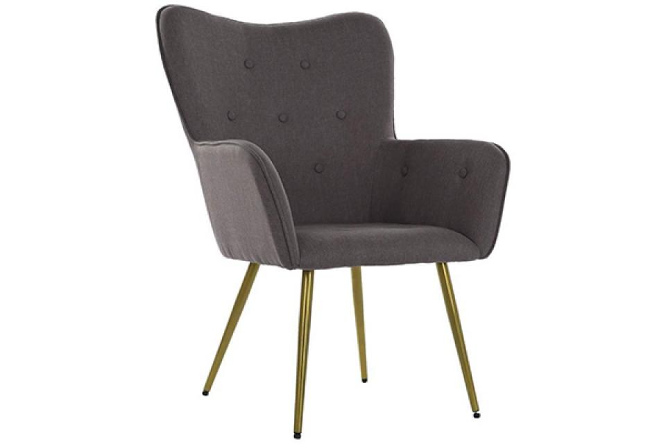 Fotelja u sivoj boji 67x68x98