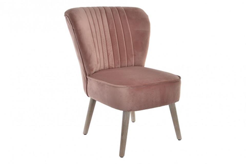 Fotelja velvet 64x67x80