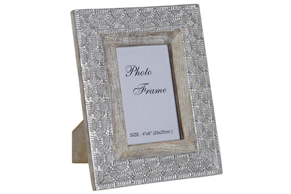 Foto ramnatur silver  10x15 20x1.5x25