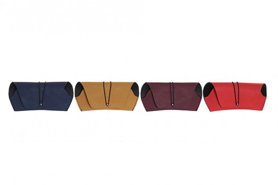 Futrola za naočare beige 16,5x7x3,5 4 modela