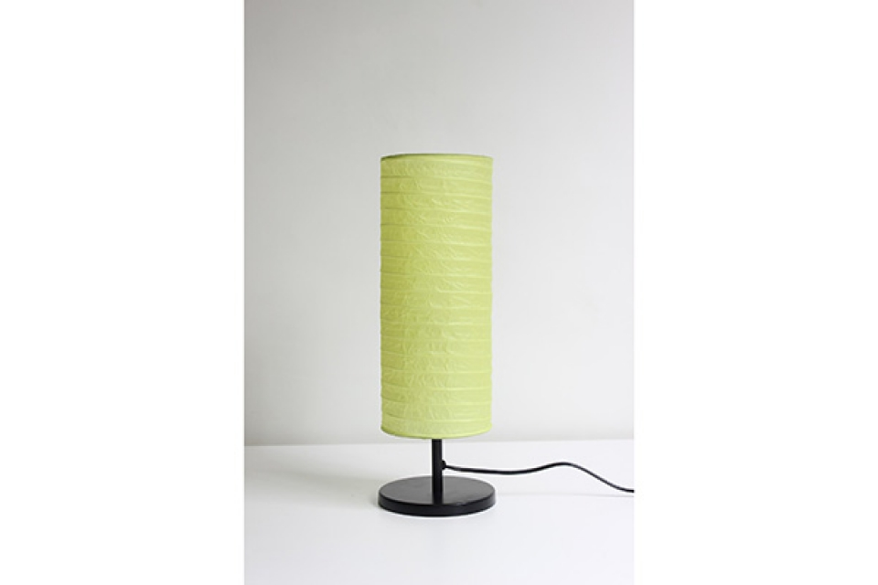 Holmo lampa manja 46cm svetlo zelena