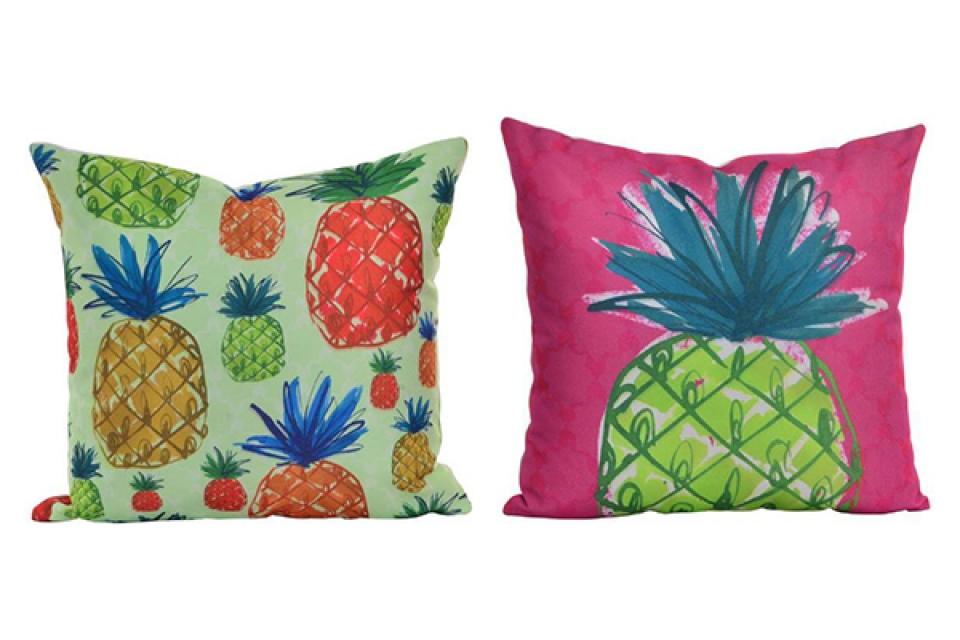 Jastuk ananas 45x45 540 gr. 2 modela