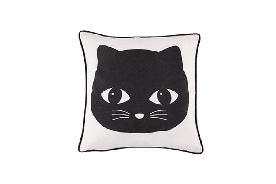 Jastuk black cat