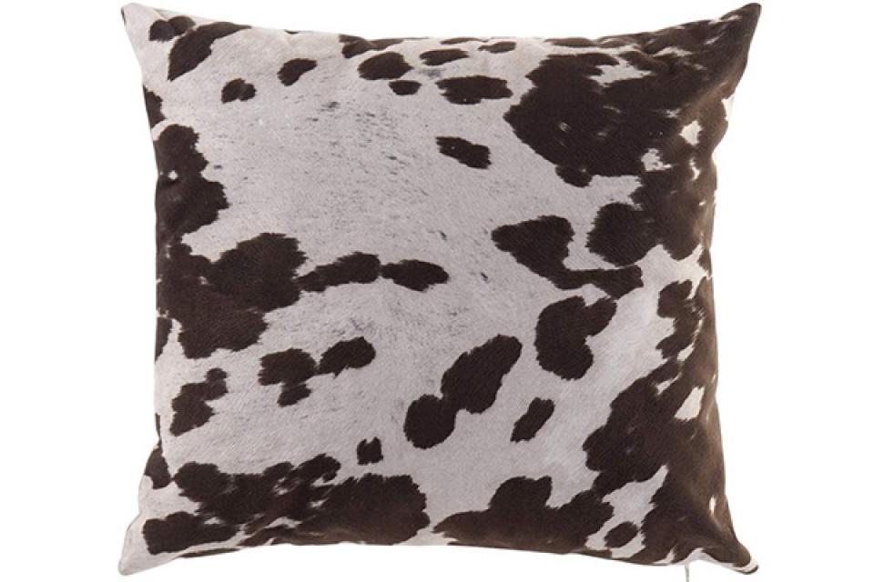 Jastuk cow brown 45x45 500 gr