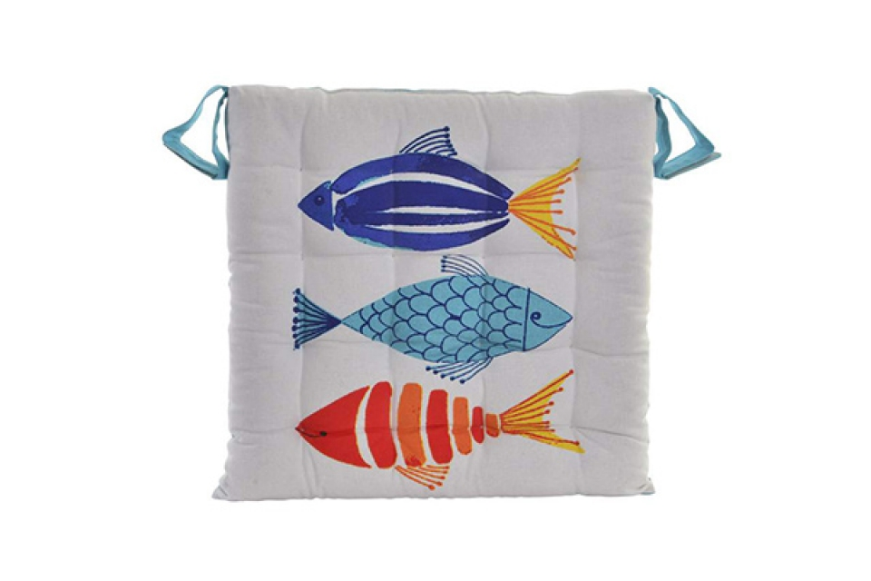 Jastuk za stolicu ribice 40x40x5