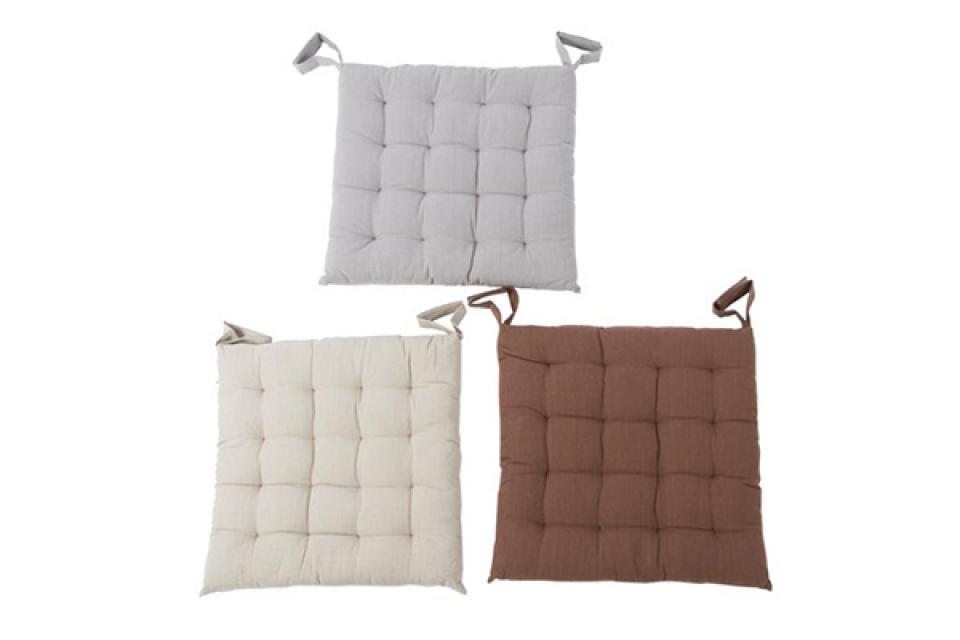 Jastuk za stolicu smooth 40x40x4 600 gr