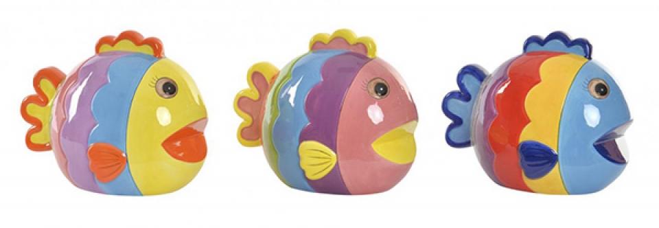 Kasica fish 17,5x11,3x14 3 modela