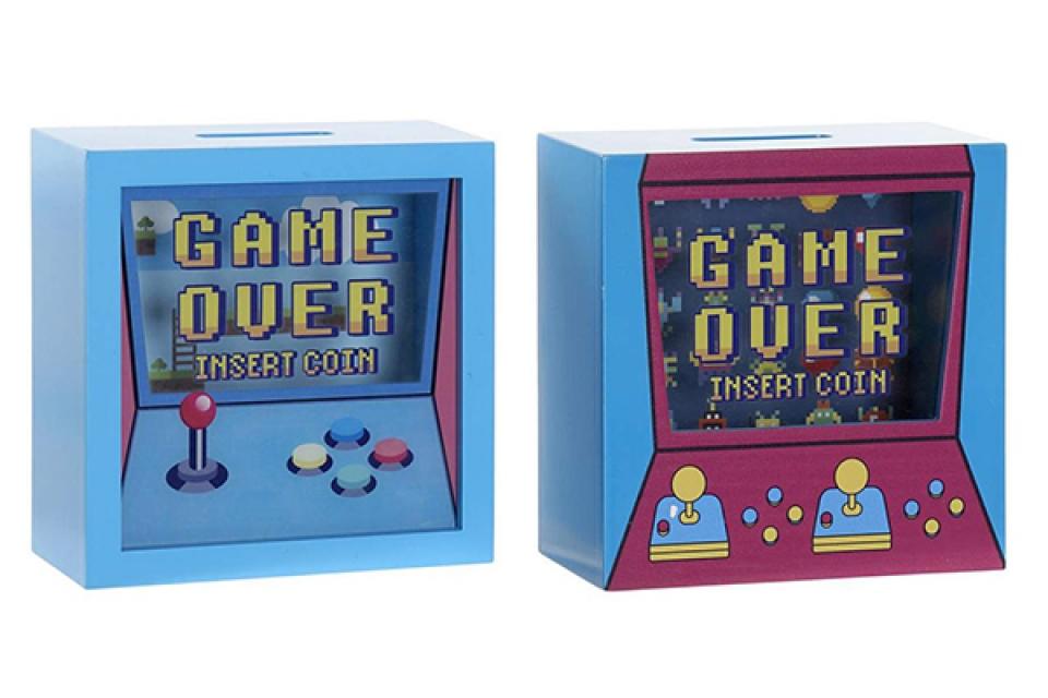 Kasica game over 18x7,2x18 2 modela